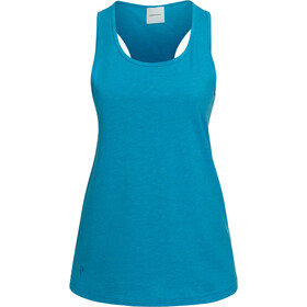 Peak Performance Track Tank Women Active Blue Melange
